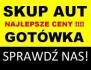 Skup AutGdańsk oraz okolice do 200km!
