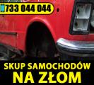 skup samochodów na złom Śląsk / Małopolska / Opolskie